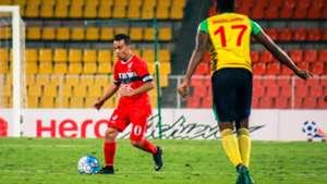 Quero DSK Shivajians FC Chennai City FC I-League 2017