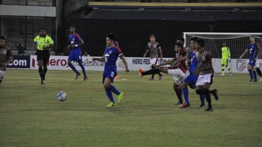 Mohun Bagan Bengaluru FC Federation Cup 2017