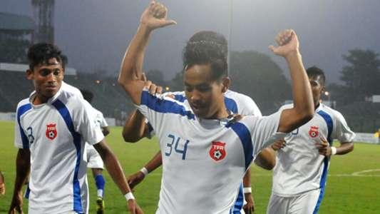 Tata Football Academy U19 Frenz United U19 IFA Shield U19