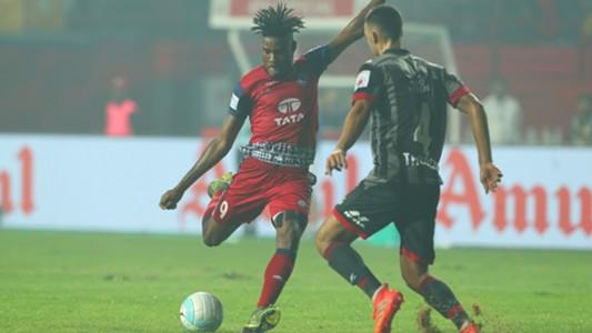 Kervens Belfort Jamshedpur FC ATK ISL Season 4 2017/2018