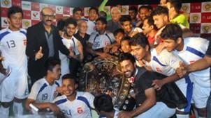 Tata Football Academy U19 AIFF U19 IFA Shield U-19 2015-16