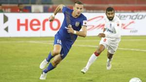 Lucian Goian Kean Lewis Delhi Dynamos FC Mumbai City FC ISL season 3 2016