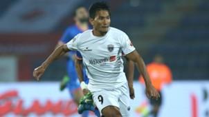 Seiminlen Doungel NorthEast United FC FC Goa ISL 4 2017/2018