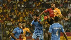 East Bengal Churchill Brothers I-League 2017