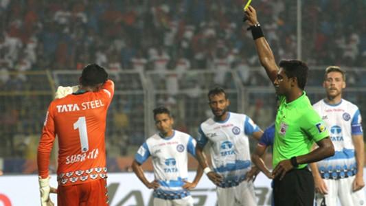 Subrata Paul FC Goa Jamshedpur FC ISL 4 2017/2018