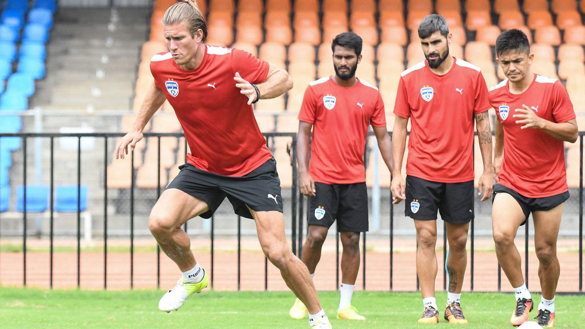ISL 2017: Bengaluru FC's results in pre-season