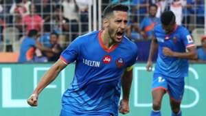 Coro FC Goa Mumbai City FC ISL 4 2017/2018