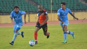 Charles Chennai City FC Churchill Brothers SC I-League 2017