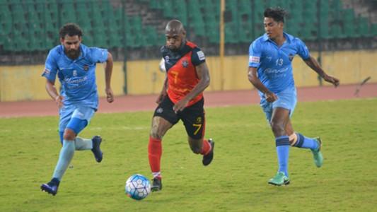 Charles Chennai City FC Churchill Brothers SC I-League 2017