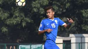 Jeakson Singh Mohun Bagan Indian Arrows I-League 2017/2018