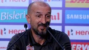 Ranko Popovic Mumbai City FC FC Pune City ISL 4 2017/2018