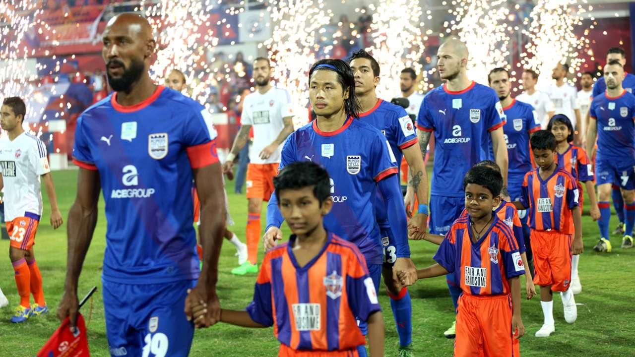 Mumbai City FC FC Pune City ISl season 2