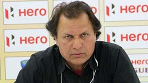 Santosh Kashyap Mumbai FC I-League 2017