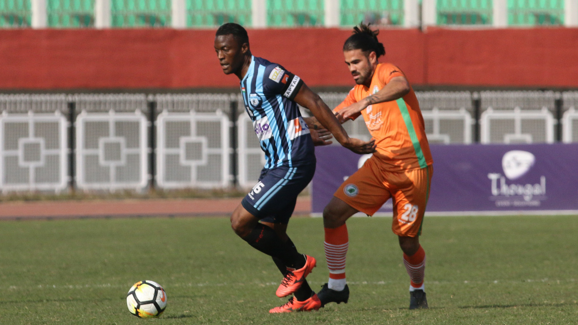 Kassim Aidara NEROCA FC Minerva Punjab FC I-League 2017/2018