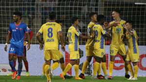 FC Goa Kerala Blasters FC ISL 4 2017/2018