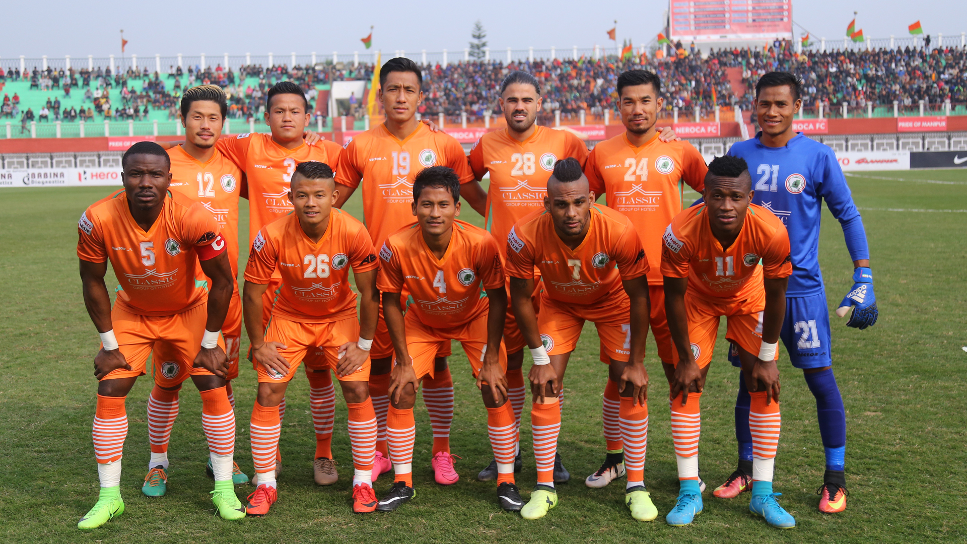 NEROCA FC I-League 2017/2018