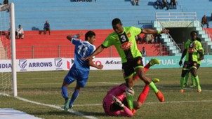 Emmanuel Chigozie Indian Arrows Gokulam FC I-League 2017/2018