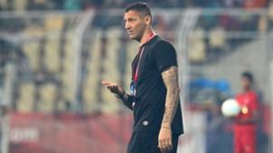Marco Materazzi FC Goa Chennaiyin FC ISL season 3 2016