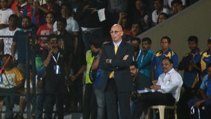 Stephen Constantine India Puerto Rico International Friendly