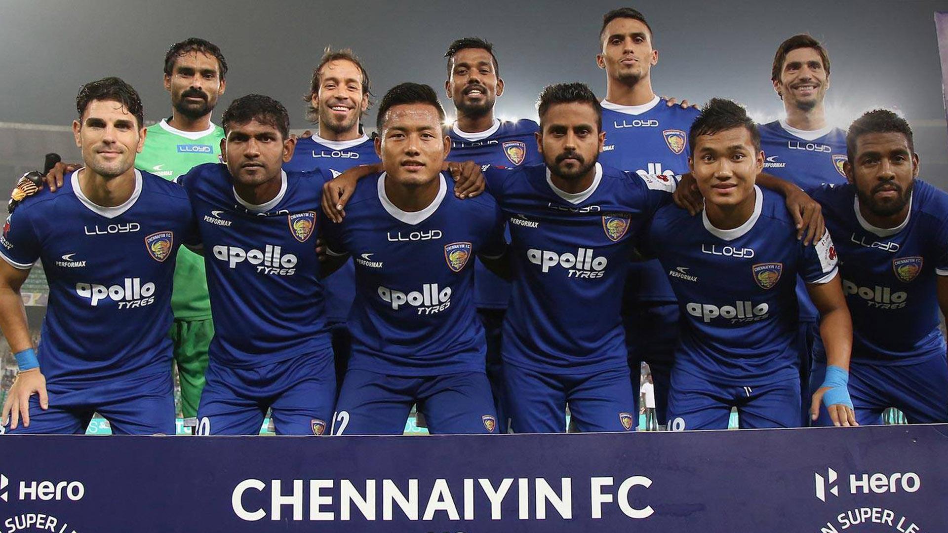 Chennaiyin FC ISL season 4 2017/2018