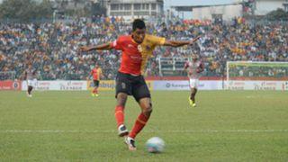 Willis Plaza East Bengal Mohun Bagan I-League 2017