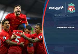 Manchester City Liverpool Malaysia Airlines infographic