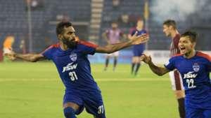 CK Vineeth Bengaluru FC Mohun Bagan Federation Cup Final 2017