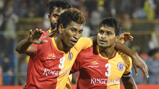 Willis Plaza Arnab Mondal East Bengal Churchill Brothers I-League 2017/2018