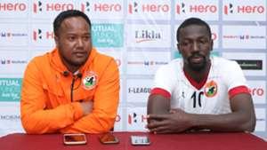 Alison Kharsyntiew Abdoulaye Koffi Shillong Lajong FC I-League 2017/2018