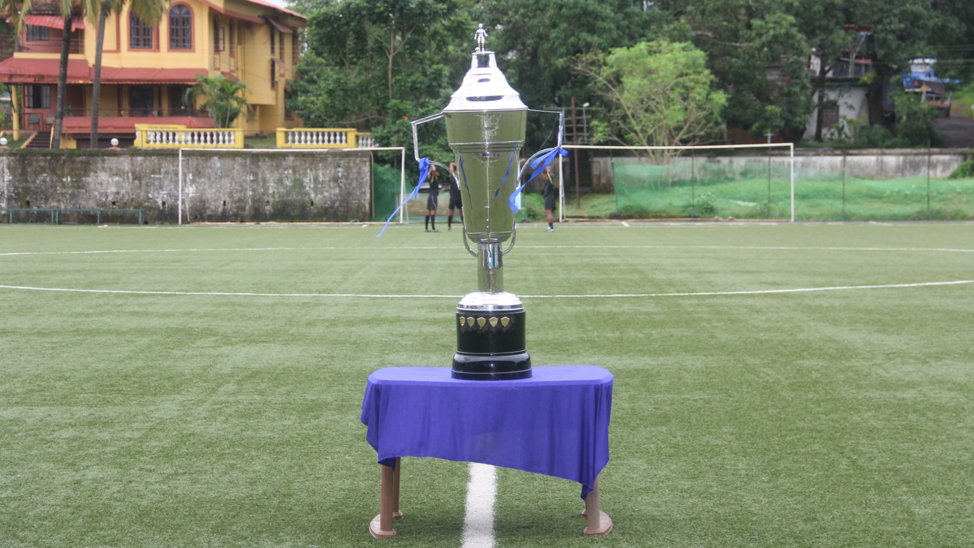 Police Cup trophy