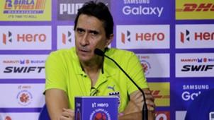 Alexandre Guimaraes Mumbai City FC Chennaiyin FC ISL season 3 2016