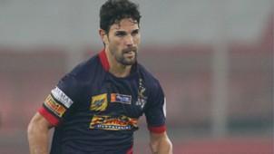 Jaime Gavilan Martinez Delhi Dynamos FC Atlético de Kolkata ISL season 2