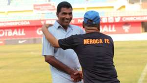 Alfred Fernandes Gift Raikhan Churchill Brothers NEROCA FC I-League 2017/2018