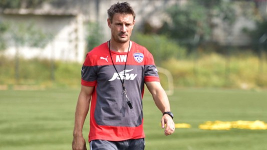 Ashley Westwood Bengaluru FC