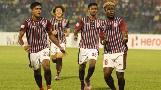 Sony Norde Mohun Bagan East Bengal I-League 2017