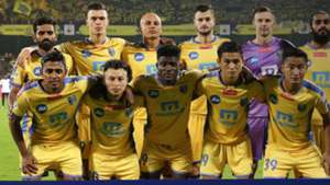 Kerala Blasters FC ISL Season 4 2017/2018