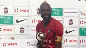 Osagie Monday Churchill Brothers Shillong Lajong FC I-League 2017/2018