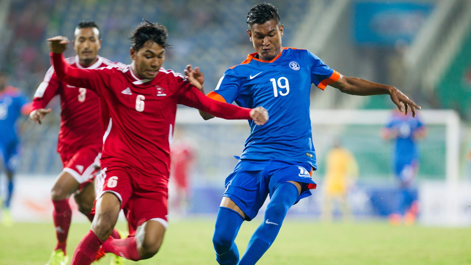 India Nepal SAFF Cup 2015