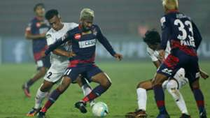 Jayesh Rane NorthEast United FC ATK ISL 4 2017/2018