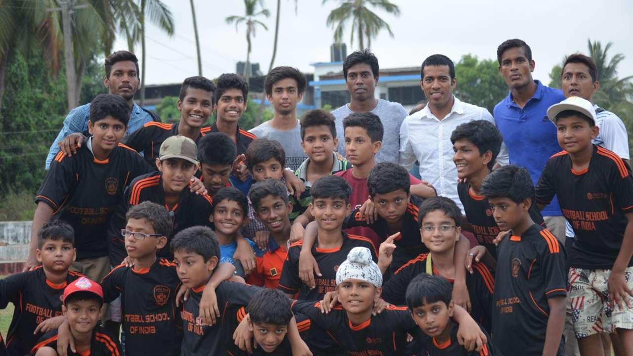 Football School of India - Goa Super Cup