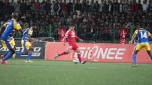 Isaac Vanmalsawma Shillong Lajong FC