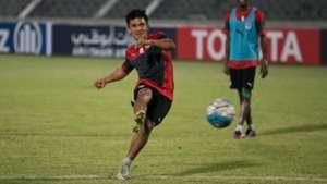 Sunil Chhetri Bengaluru FC AFC Cup training session 2017