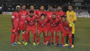 Churchill Brothers SC squad Federation Cup 2017