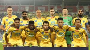 Kerala Blasters FC ISL 4 2017/2018