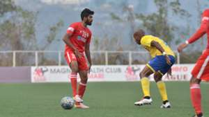 Ashutosh Mehta Aizawl FC Mumbai FC I-League 2017