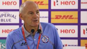 Steve Coppell Jamshedpur FC ISL season 4 2017/2018