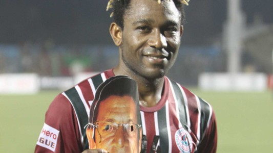 Sony Norde Mohun Bagan Mumbai FC I-League