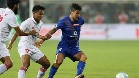 Leo Costa Mumbai City FC Delhi Dynamos FC ISL season 3 2016