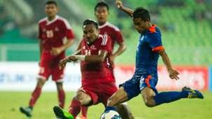 India Nepal SAFF Cup 2015