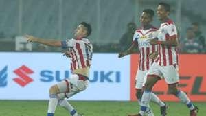 Robert Keane ATK Delhi Dynamos FC ISL 4 2017/2018